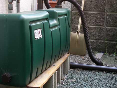 雨水タンク80L