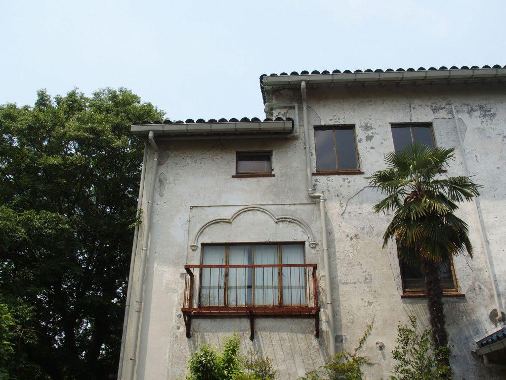 外壁の装飾