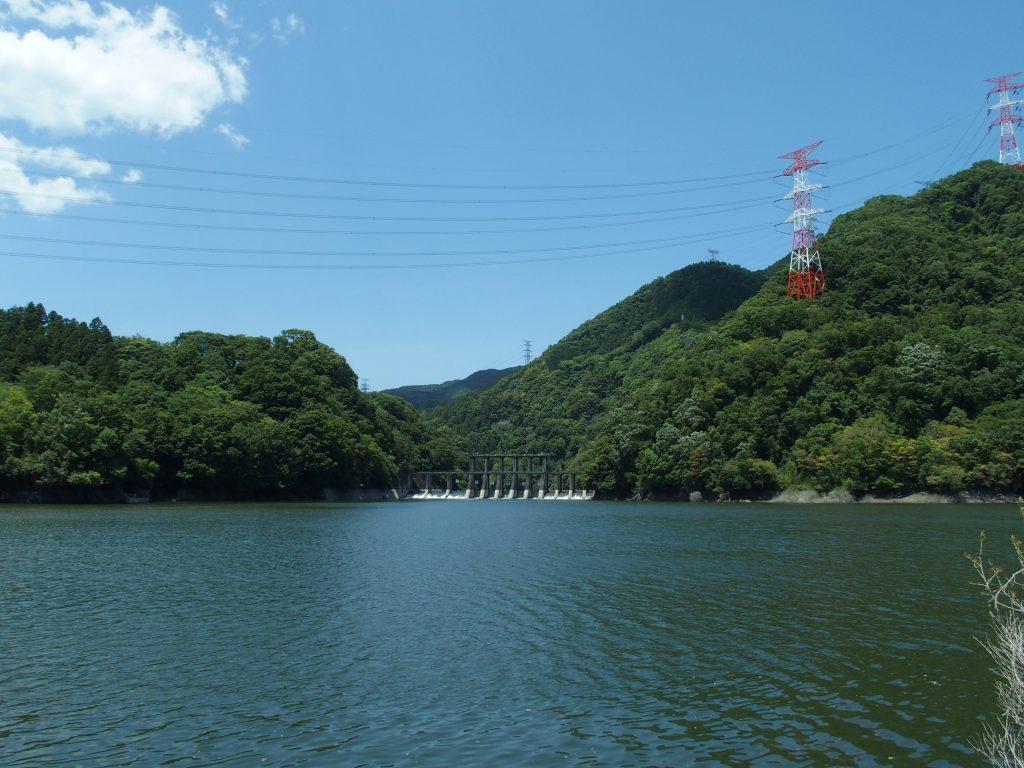 ダムの全貌