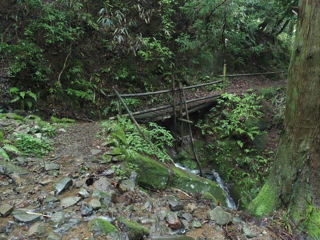 木橋もある