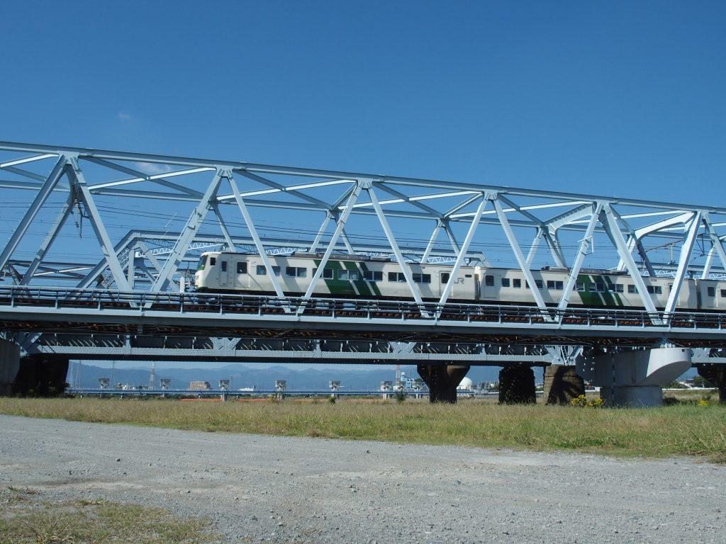 酒匂川橋梁