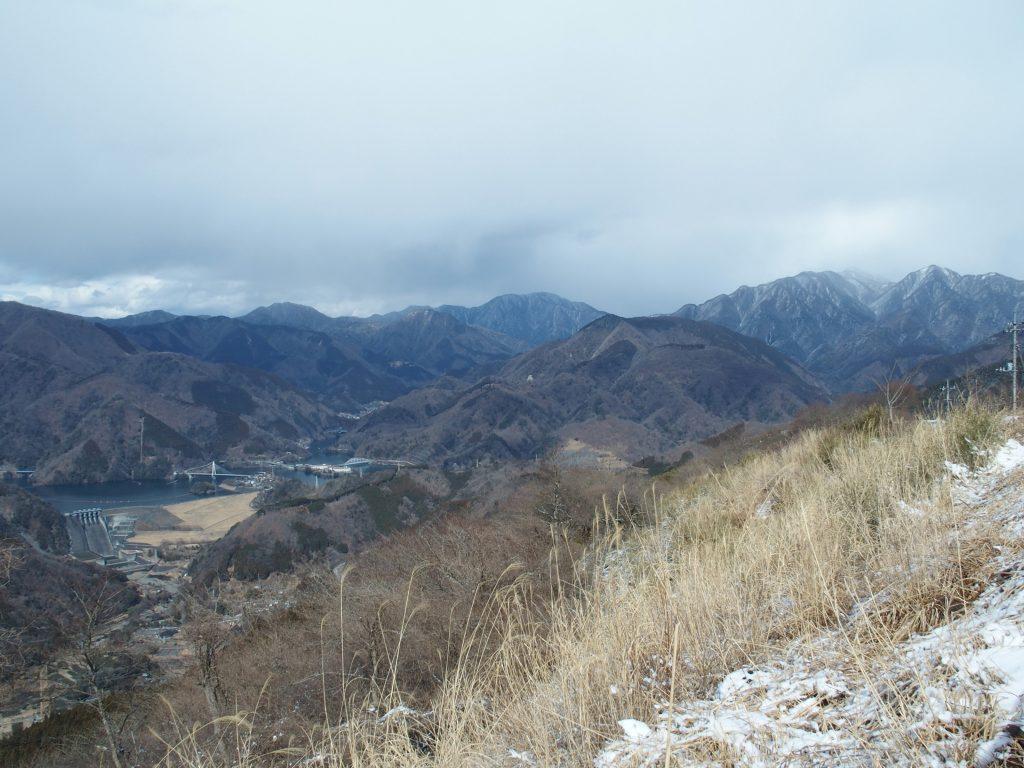 丹沢湖と西丹沢