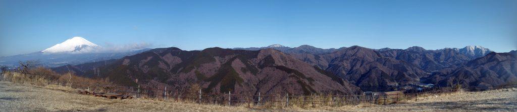 富士山から大室山まで