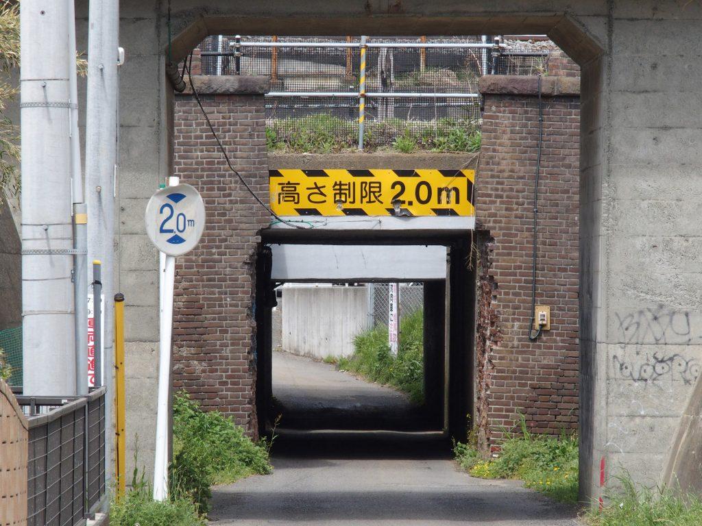 中島川ガード